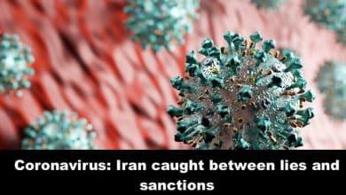coronavirus iran sanctions