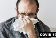 sneeze Covid 19