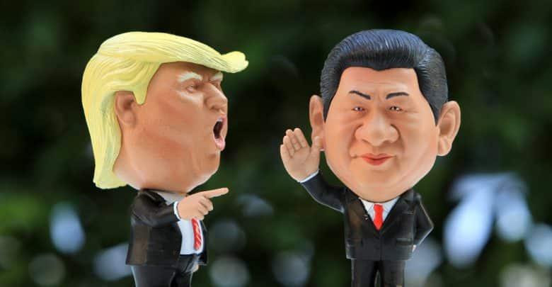 Trump warned China